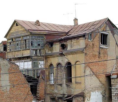Записки о Грузии. Часть первая. Очарование старого Тбилиси