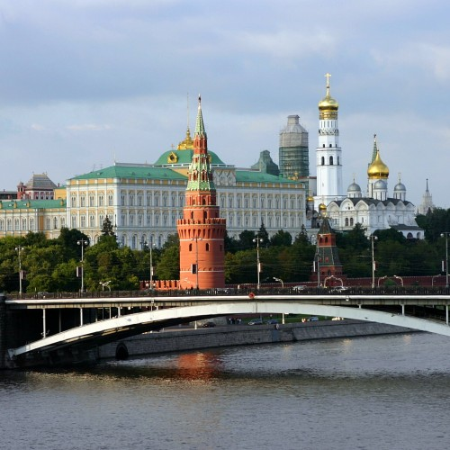 Россия: лето-2013