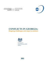 CONFLICTS IN GEORGIA: ongoing challenges and ways to solution