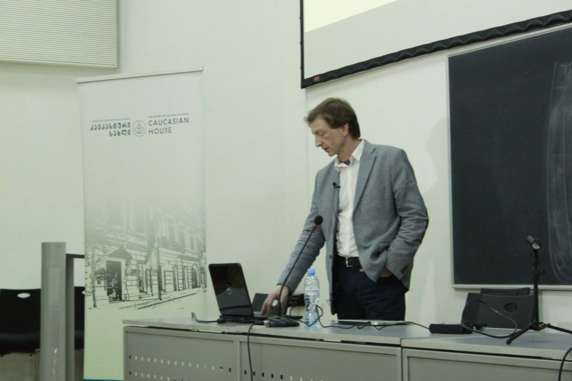 Footage From Public Lecture Series on the Russian Foreign Policy