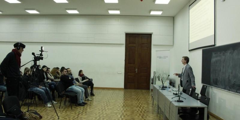 საჯარო ლექციების კურსი: რუსეთის საგარეო პოლიტიკა დასრულდა