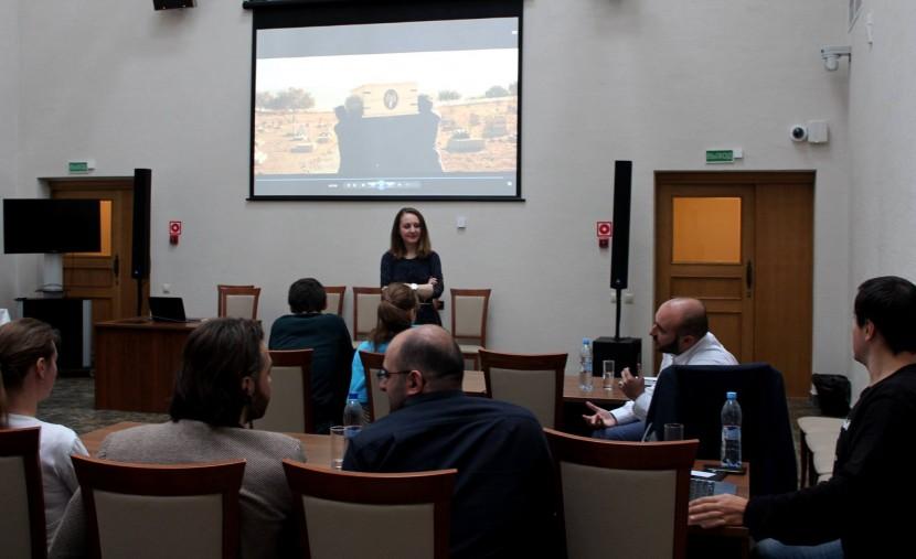 Трансформация конфликта Международный университет — академическая платформа для трансформации конфликта на пути