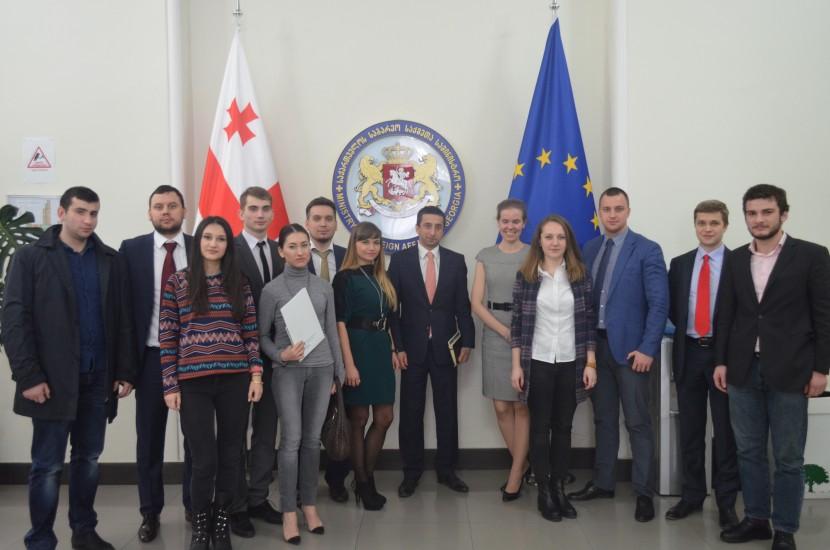 Визит российских экспертов в Грузию и форум на тему «Новые вызовы на Южном Кавказе и грузино-российские отношения»