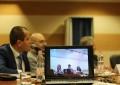 Видеоконференция на тему грузино-российских отношений