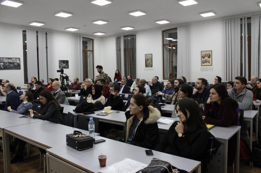 PUBLIC LECTURES OF PROFESSOR GEORGE DERLUGYAN