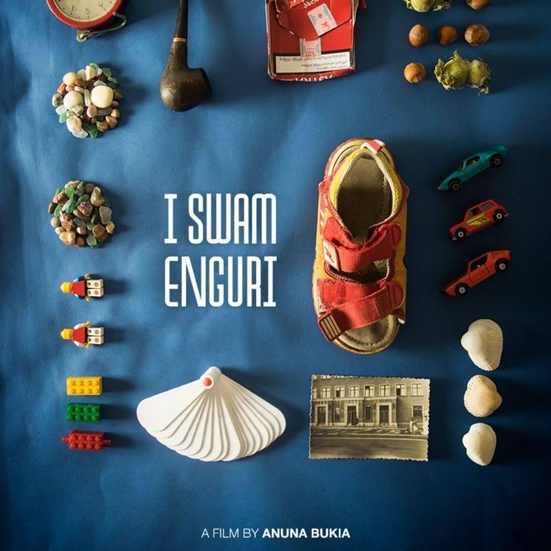 Film Screening in Telavi – I Swam Enguri