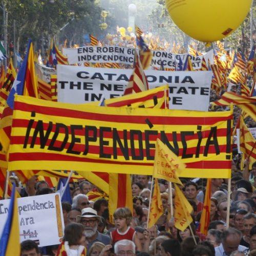 Independencia კატალონიურად – ნაციონალიზმის აჩრდილი ევროპაში