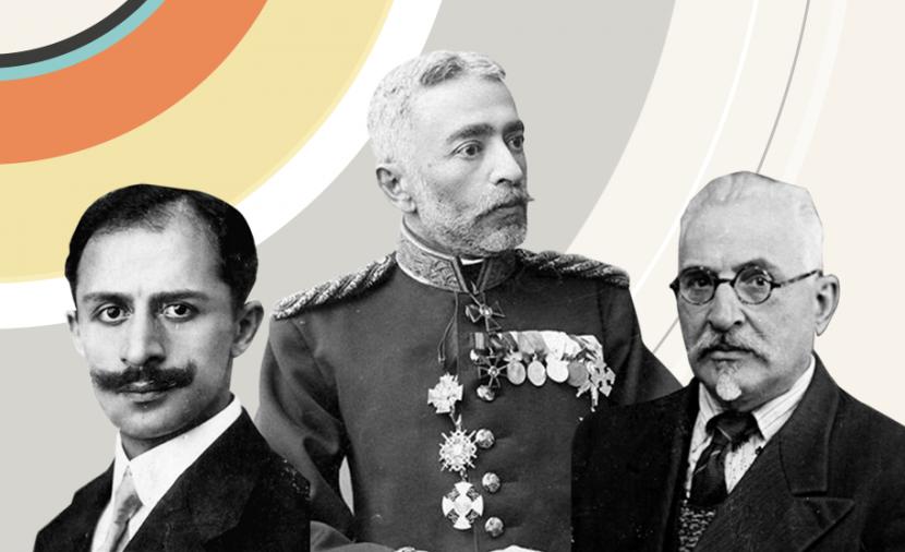 ინფოგრაფიკა: აფხაზეთის სამაზრო და საქალაქო თვითმმართველობები 1918-1921 წლებში