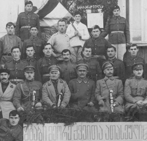 ინფოგრაფიკა: აფხაზეთის კონფლიქტი 1918-1920 წლებში